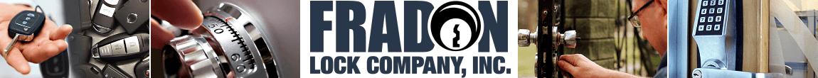 Fradon Lock Logo
